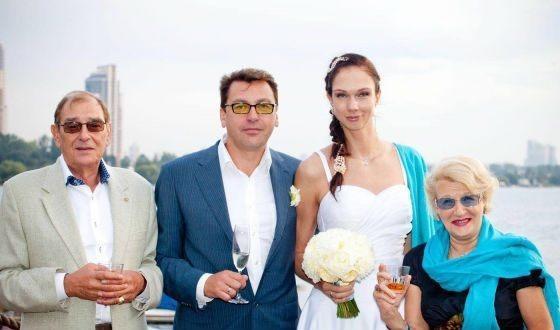 Светлана Дружинина и Анатолий Мукасей. Тамара Макарова и Сергей Герасимов