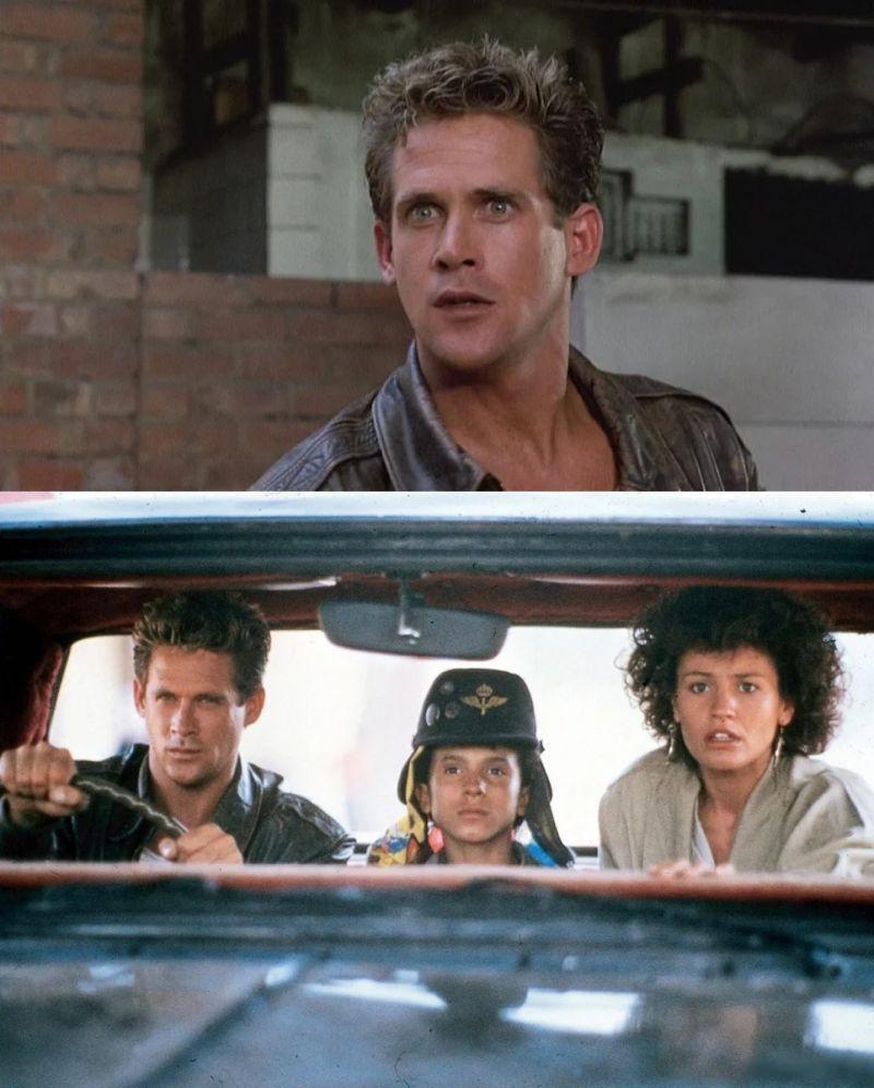 «Американский ниндзя» - 1985 год