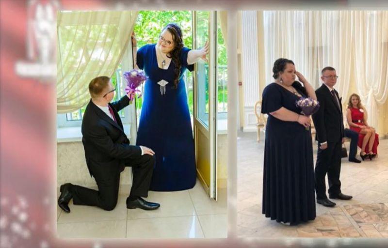 Свадьба Антонины и Ивана
