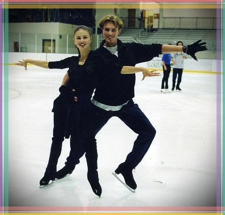 Роман Костомаров и Анна Семенович.
