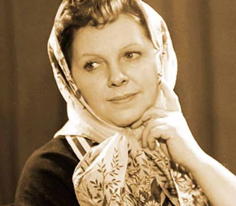 Вера Орлова. Фото взято из свободного источника