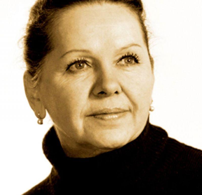 Вера Орлова в старости. Фото взято из свободного источника