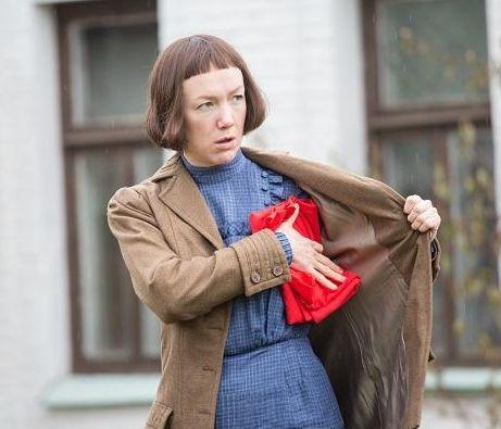 Дарья Мороз в сериале «Угрюм-река»