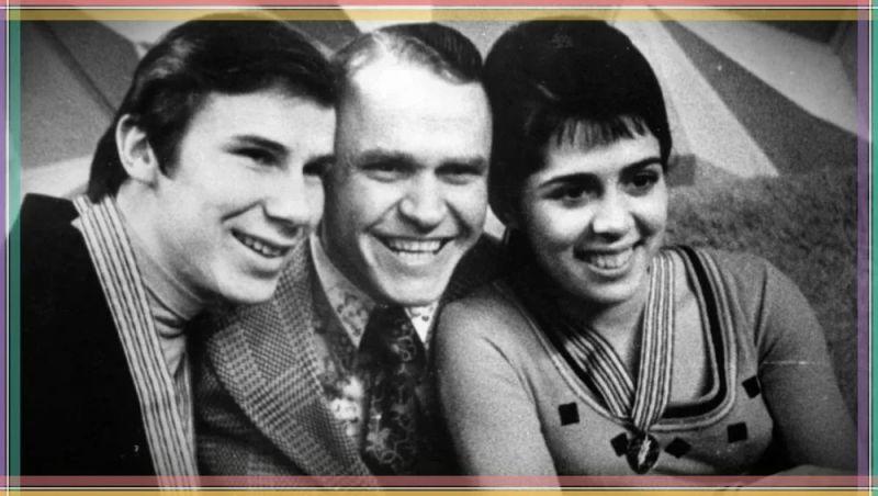 Зайцев с Жуком и Родниной.
