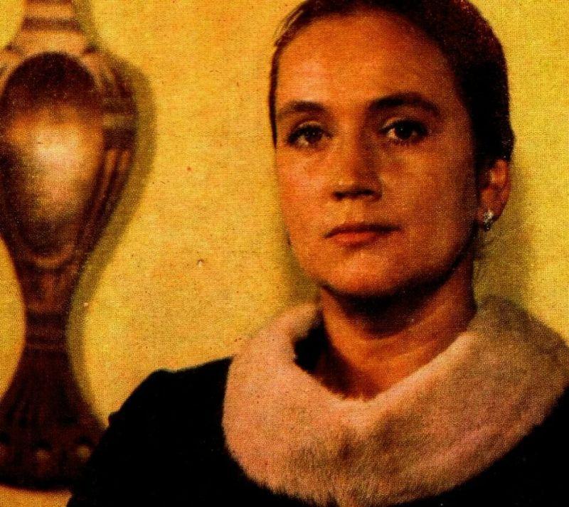 Ирина Бунина в молодости. Фото взято из свободного источника
