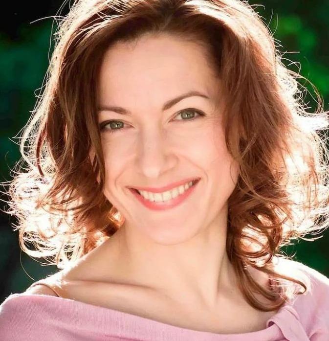 Открытая, красивая и талантливая актриса Ольга Красько. Фото Яндекс.Картинки.