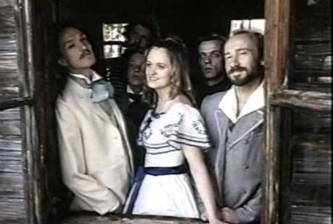 """Анна Михалкова в фильме """"Первая любовь"""", 1994 год"""