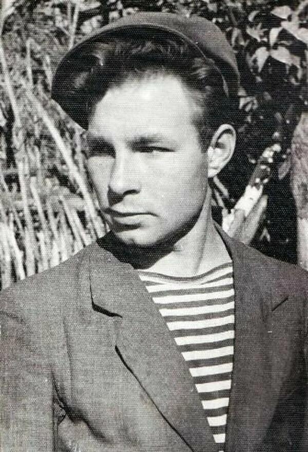 Актёр Юрий Соловьев. Источник фото: https://picturehistory.livejournal.com