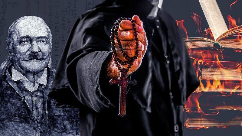Почему Ватикан запретил книгу Тадеуша Воланского о славянах и грозил смертью её автору